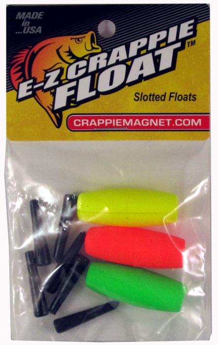 E-Z Crappie Floats