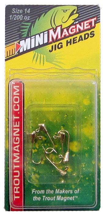 Mini Magnet Jig Heads