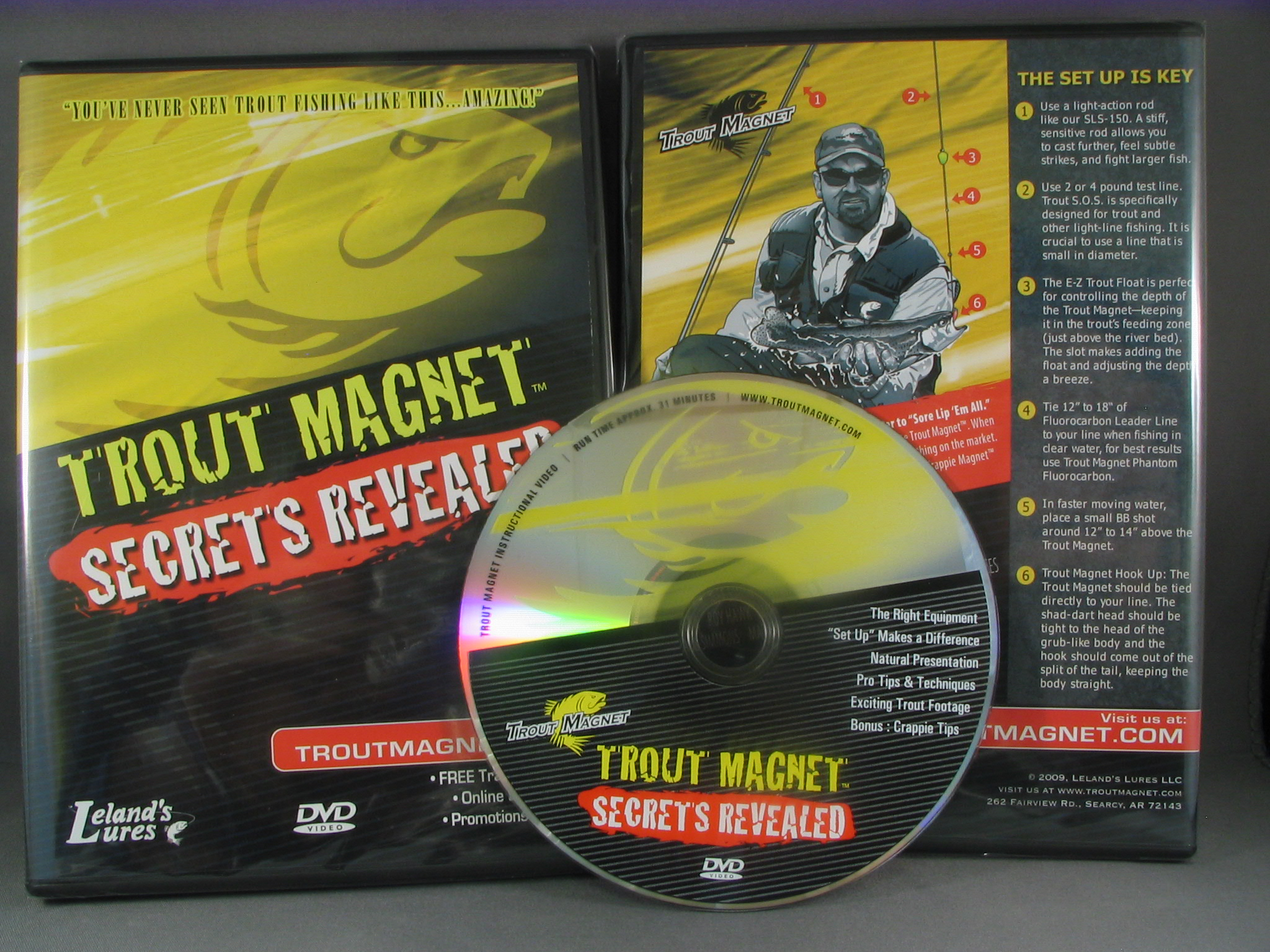 Instructional DVD's