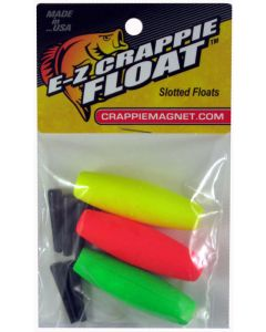 """2.0"""" E-Z Crappie Float 3 Pack"""