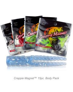 Crappie Magnet™ 15pc. Body Pack