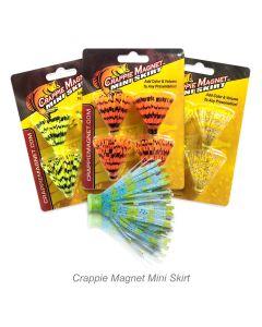 Crappie Magnet™ Mini Skirt 4 pk