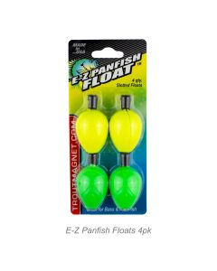 E-Z Panfish Floats