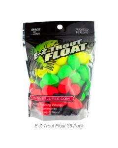 E-Z Trout Float 36 Pack