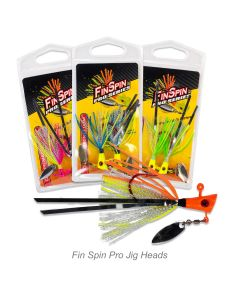 Fin Spin Pro™ Series 2pc. Packs