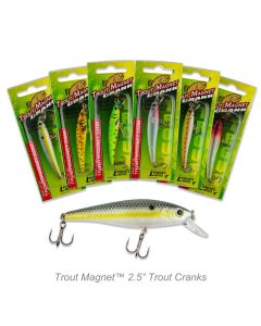 "Trout Magnet™ 2.5"" Cranks"