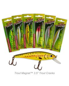 "Trout Magnet™ 3.5"" Cranks"