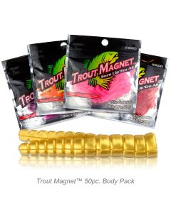 Trout Magnet™ 50pc. Body Pack