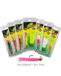 Trout Magnet™ 9pc. Pack