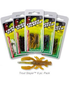 Trout Slayer™ 6pc. Pack
